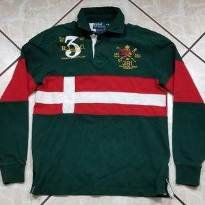 Polo Ralph Lauren Jockey Club Rugby Long Sleeve